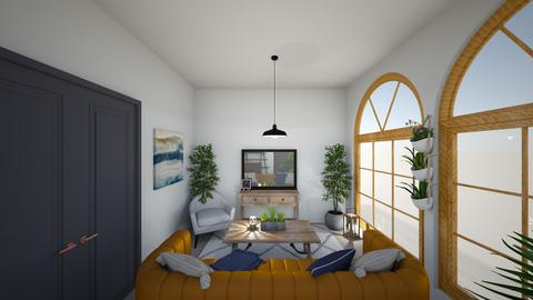 Studio Apartment - Living room  - by dpatterson
