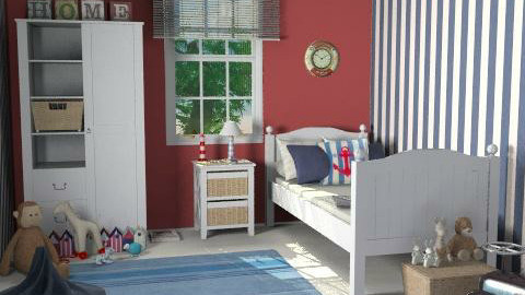 baby room - Classic - Kids room  - by holliday92