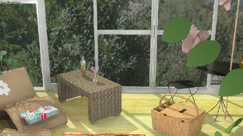 Garden patio Room - by JayCee30