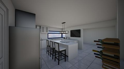 Kitchen Island 05_f - Kitchen  - by lattys00