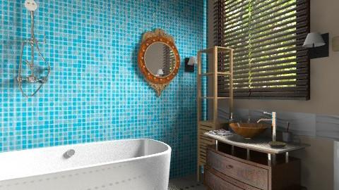 Morocan Attempt - Classic - Bathroom  - by polar4445
