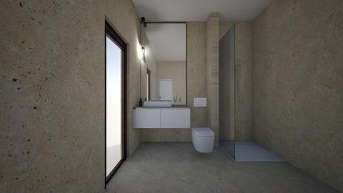 Kupatilo I - Modern - Bathroom  - by Jelena Nik