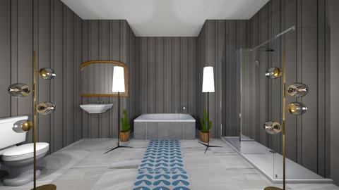Luxury bathroom - Bathroom  - by Fire_flip33