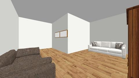 32 Ground Floor - Living room  - by farishadi