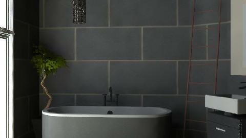 Minimal Bath - Minimal - Bathroom - by 3rdfloor