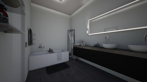 bahroom loft 1 - Bathroom  - by kenl