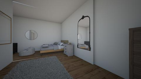 Bedroom - Modern - Bedroom - by georgia18fjdje