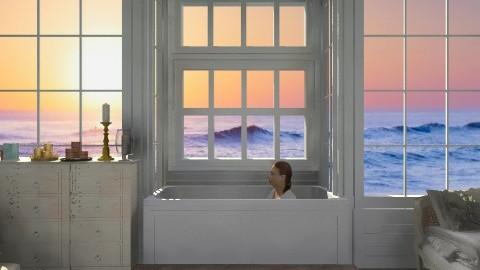 bathroom with relaxing vi - Bathroom  - by Ariadne491