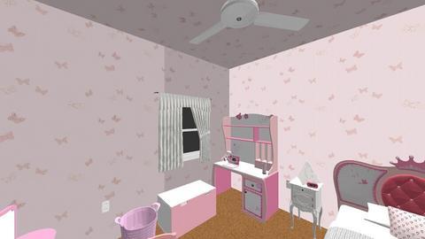 Bell Bedroom 3 - Modern - Bedroom  - by Aeryal