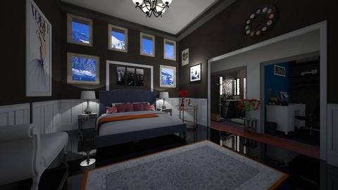 Vogue de Vas - Glamour - Bedroom  - by anirah
