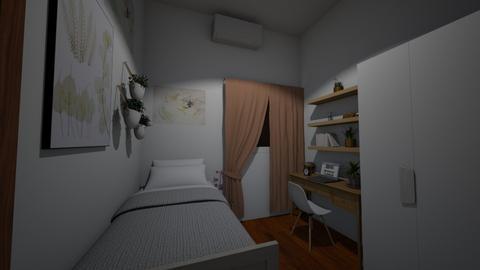 faveroom - Bedroom - by dianasyafira