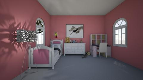 rosa - Modern - Kids room - by axnx_8_