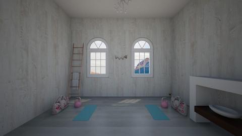 yoga - Modern - by taebay1 OSG