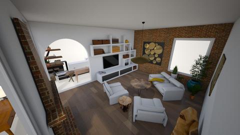 dnevna soba - Living room  - by ivanab