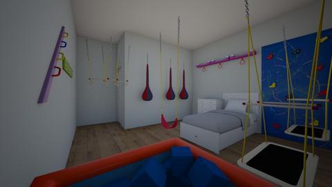 lincolns room  - Kids room  - by AVT22