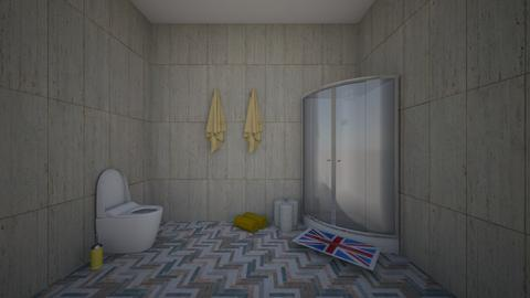 Fantastic Dream Modern - Modern - Bathroom - by ilovedogs519