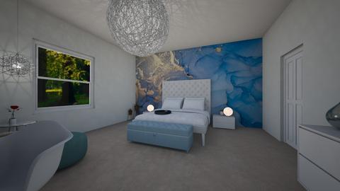 My Bedroom - Modern - Bedroom - by FabulousGirl35