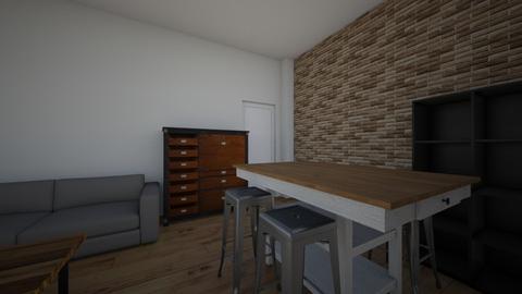 Jakub 1234 - Living room  - by Jakub81