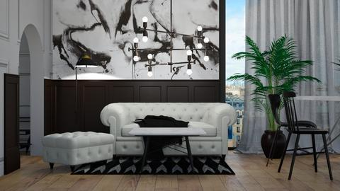 Art deco living room - Living room  - by Victoria_happy2021