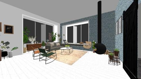 chilllll - Living room  - by TRMVM