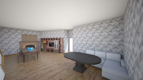 AmaZeing - Modern - Living room  - by JustiRaptor747