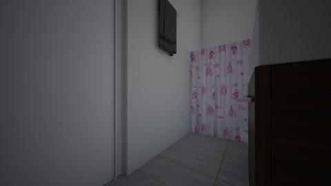 BANHEIRO VV - Bathroom  - by LARA x CASTRO