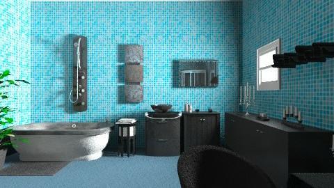 Bathroommi - Vintage - Bathroom  - by milcheva