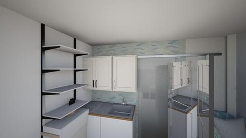 depa  mini - Modern - Kitchen - by yuki13