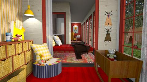Container home - by amyskouson