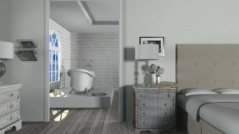 603 - Modern - Bedroom - by josephinesw