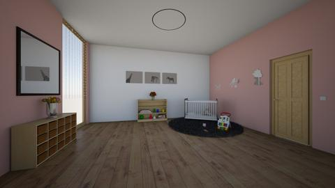 Baby - Kids room  - by Merily