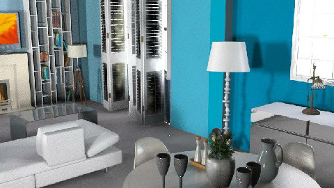 MillyC-Living/Dining - Classic - Living room  - by hunny