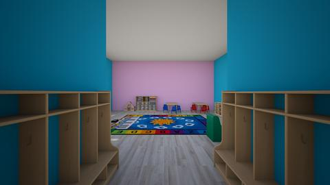 Abby Johnson  - Kids room - by 66A067AF3EE07E1B248CBDBBC6101C51036