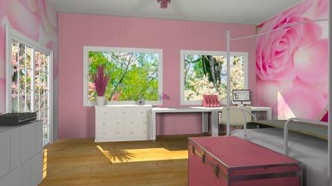 Teenage room - by Aileenx3