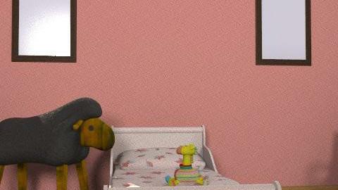 Jana Steendam - Glamour - Kids room  - by Jana16