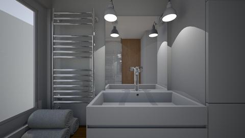 lazienka - Bathroom  - by mAga82
