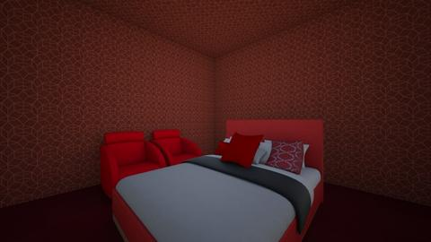 friday challenge - Bedroom  - by 26789