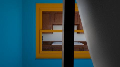 kitchen window - Classic - by AmmarNaoura