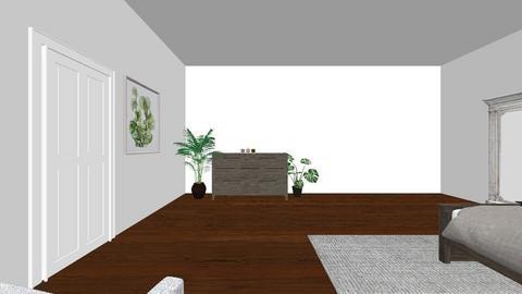 room design - Bedroom  - by hoskiani2