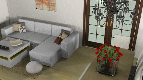 yeni ev salon5 - Country - Living room  - by pupa_yelken_k_rca