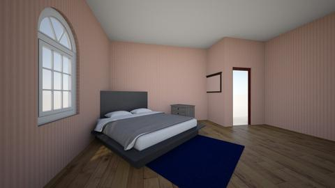 CADD activity  - Classic - Bedroom  - by crandafr