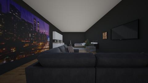 school 2 - Bedroom  - by dylann lemstra