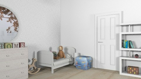 babyroom - Vintage - Kids room - by livliv
