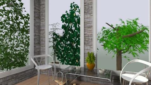Coffee corner - Minimal - Dining room - by Mger Sargsyan