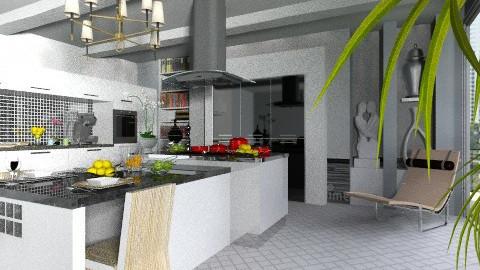 Updated  - Modern - Kitchen  - by AlSudairy S