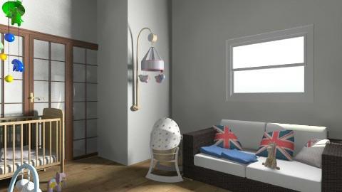 babysitting room 2 - Modern - Kids room - by sydneysky