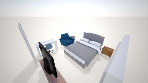bedroom  - Bedroom  - by emmalpettey