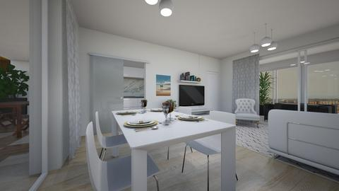 aggregazione1 - Living room - by gloria marietti