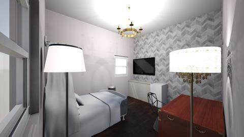 My bedroom - Minimal - Bedroom  - by Carleybee
