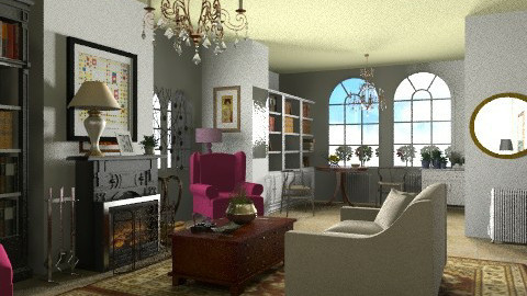 BLa - Eclectic - Living room  - by milyca8